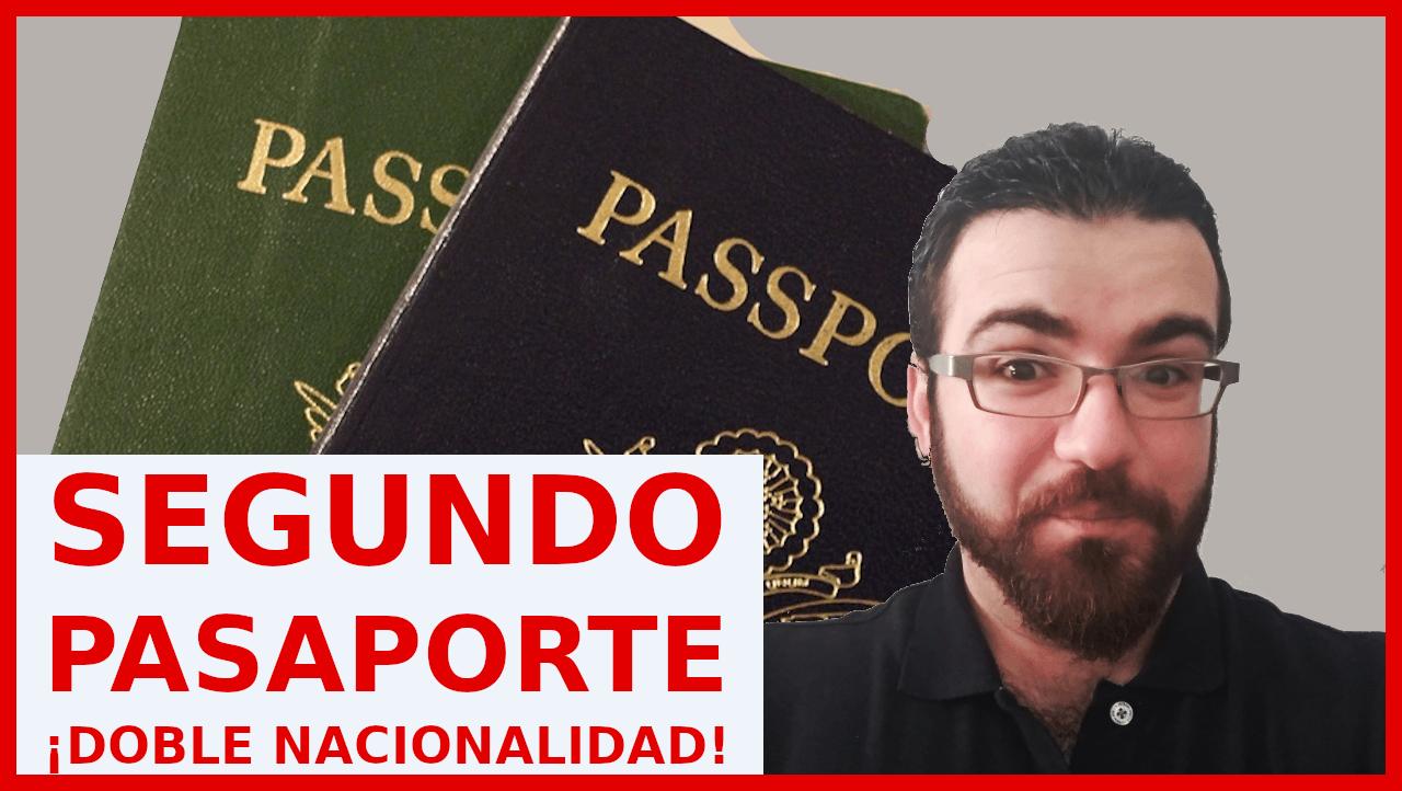 5 formas legales de conseguir un segundo pasaporte